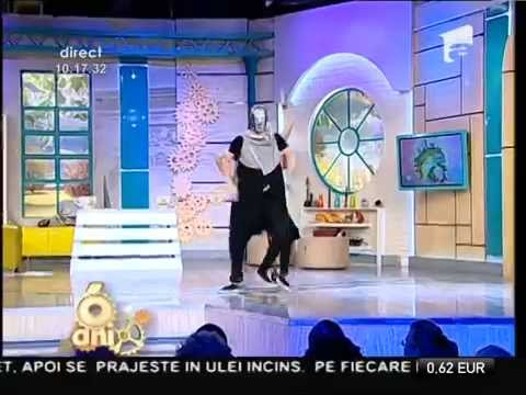 "Jo3lle - DaDeeDay - (Emission ""Neatza""  - Antena 1)"