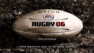 RUGBY 06 UNIVERSE LEAGUE : INTRODUCTION