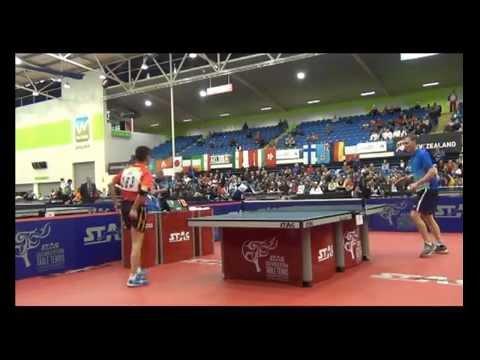 World veterans championships table tennis 2014 men 40 49 - Table tennis world championship 2014 ...