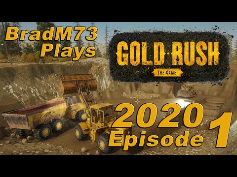 Gold Rush: The Game - Restarting In 2020 - How Has The Game Improved?  Episode 1