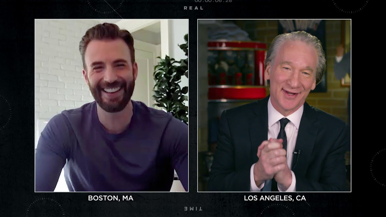 Chris Evans: A Starting Point | Real Time with Bill Maher (HBO)