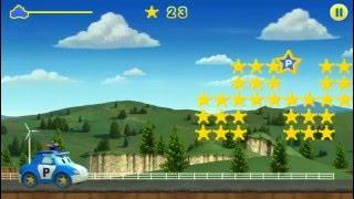 Игра Робокар поли на андроид, обзоры игр на телефон, лунтик, фиксики, тайо,  kids app for android