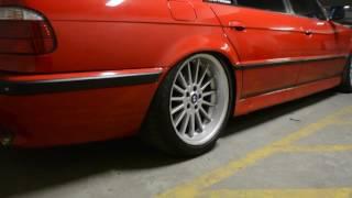 BMW e38 project