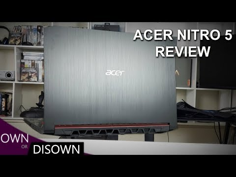 Acer Nitro 5 Review - GTX 1650 - Best Gaming Laptop Under $900?