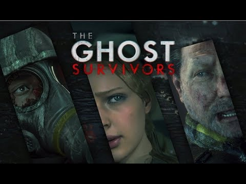 Стрим RESIDENT EVIL 2 Remake ● The Ghost Survivors