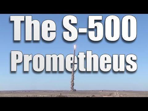 S-500 Prometheus - Overview