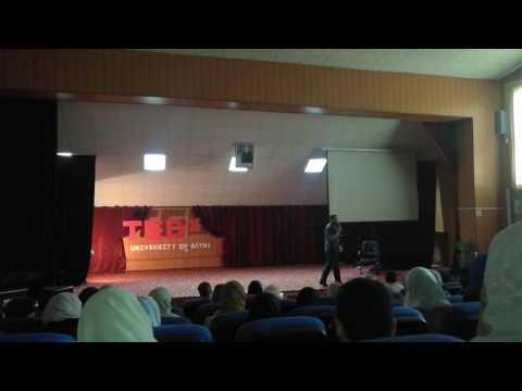 Crisis Management | Abdelouahab Maatar | TEDxUniversityofBatna