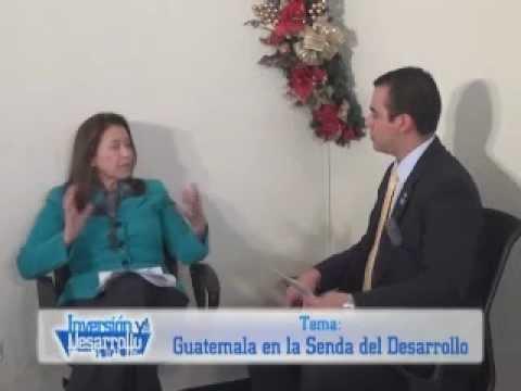 Inversion y Desarrollo con luis Velásquez 193 1/1 Guatemala en la Senda del Desarrollo