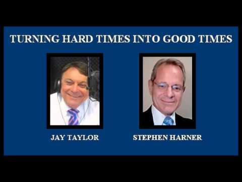Jay interviews Stephen Harner