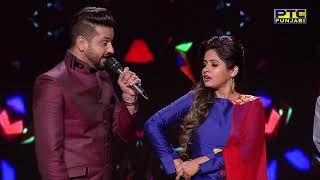 Roshan Prince   Miss Pooja   LIVE   Studio Round 18   Voice Of Punjab 8   PTC Punjabi
