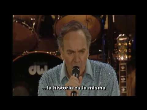 NEIL DIAMOND EN ESPAÑOL-I am, I said (Better Quality)(Con subtítulos)