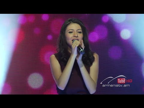 Syuzi - Hurt by Christina Aguilera, Wonderful and Powerful Voice - The Voice