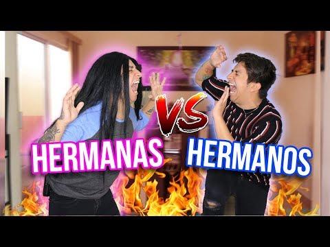 Hermanos VS Hermanas | Mario Aguilar