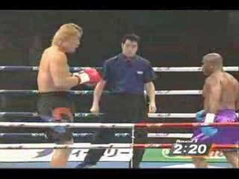 Super Fight - Gary Goodridge vs Hong Man Choi