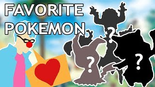 Picking My Favorite Pokemon For Over An Hour