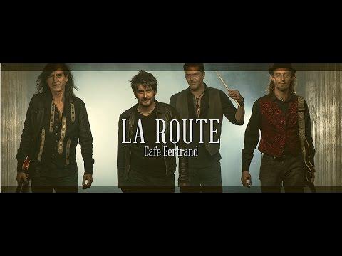 "Café Bertrand - French rock band - Clip ""La Route"" 2015"
