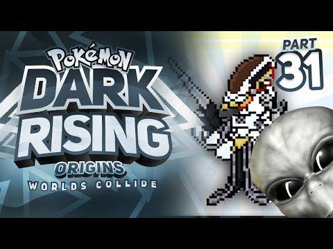 ALIENS - Pokémon Dark Rising Worlds Collide Nuzlocke Episode 31!