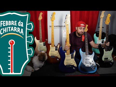 Fender Stratocaster: La guida DEFINITIVA per scegliere quella GIUSTA | Strumentimusicali.Net
