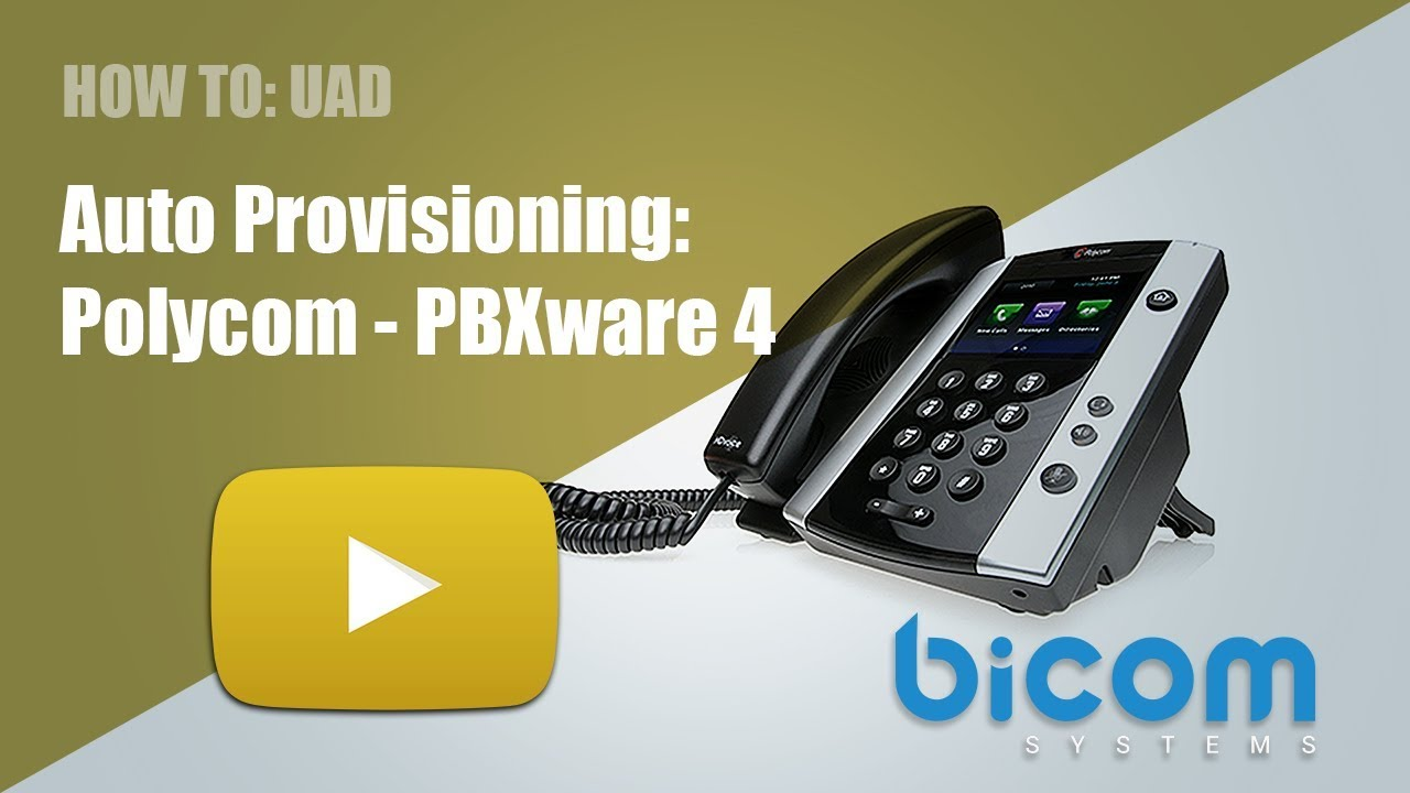 UAD Polycom VVX300 user manual - Bicom Systems Wiki
