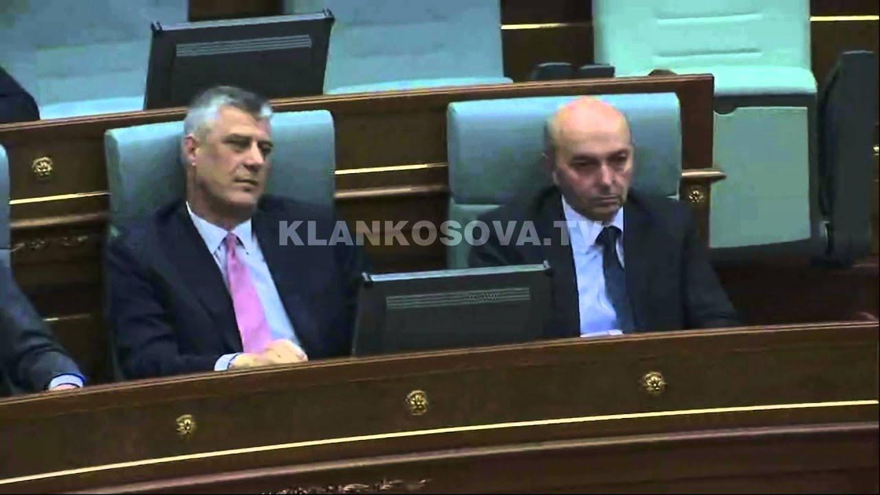 Deklarata e Donika Kadaj-Bujupit në Kuvend -26.02.2016 - Klan Kosova