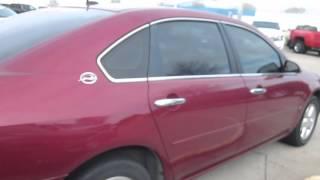 2008 Maroon Chevy Impala LT