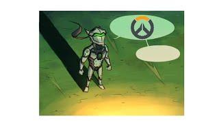 [Overwatch Comic Dub] - Genji's Wish