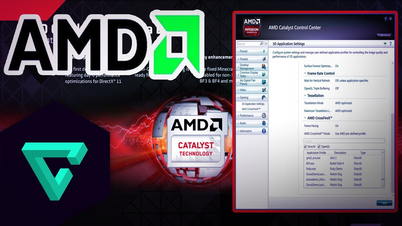 ATI Radeon HD 4000/3000/2000 Catalyst Windows 8 Drivers Download (2019)