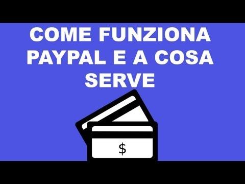 Come funziona Paypal e a cosa serve