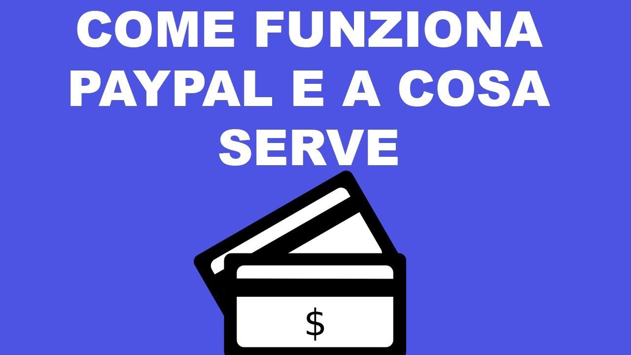 Come fare la PayPal | Salvatore Aranzulla
