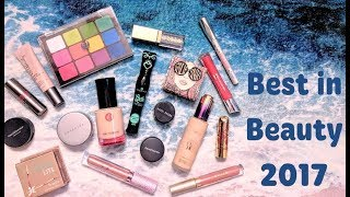 BEST in Beauty/Makeup 2017 - My Favorite Products!