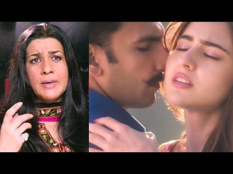 Sara Ali Khan Mother Amrita Singh Reaction On SIMMBA Movie