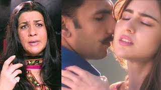 Sara Ali Khan Mother Amrita Singh Reaction On SIMMBA Movie