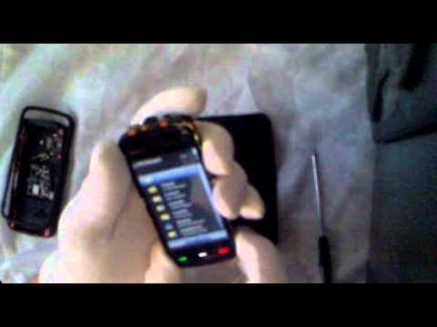Nokia 5228 / 5230 / 5235 / 5530 / 5800 Disassembly, change Touchscreen and LCD by 5800XpressMusic