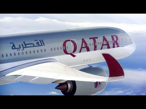 X-Plane11 | Airbus A350 Qatar Airways | Munich (EDDM) -Dubai (OMDB) - Auckland (NZAA)