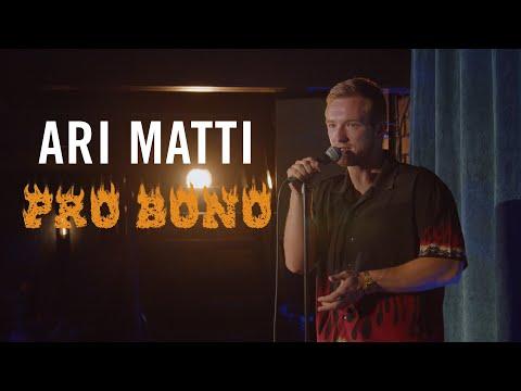 "Ari Matti Mustonen - ""Pro Bono"""