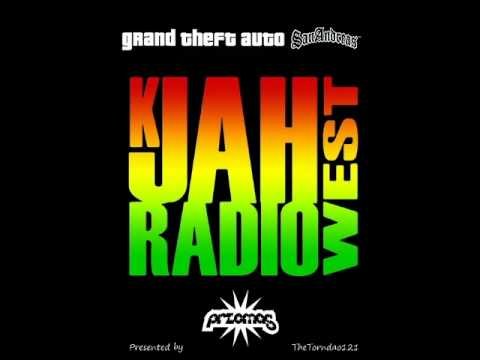 GTA San Andreas - K-Jah West -- The Maytals - Pressure Drop