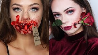 halloween makeup art compilation
