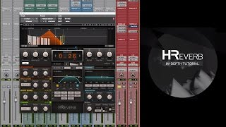 Waves H-Reverb Plugin: In-Depth Tutorial with Audio Demos
