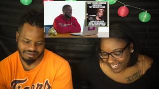 KEVIN HART REACTS TO KEVIN HART (couples reaction)