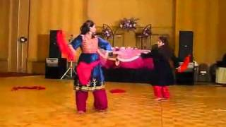 Afghan Dances And Milli Attan