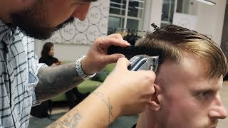 Macklemore Inspired 2019 Haircut | Military High and Tight Skin Fade