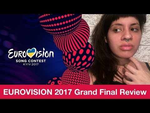 Eurovision 2017 Grand Final Review