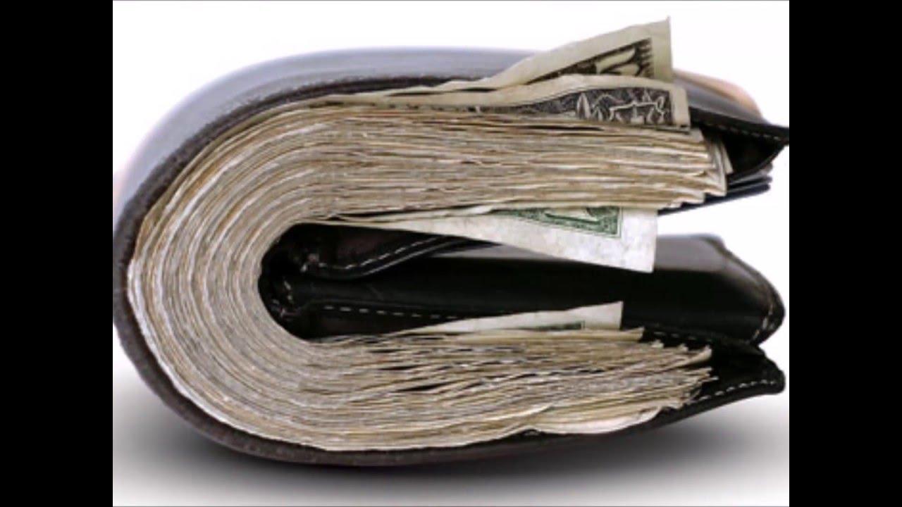 money magnet wallet youtube