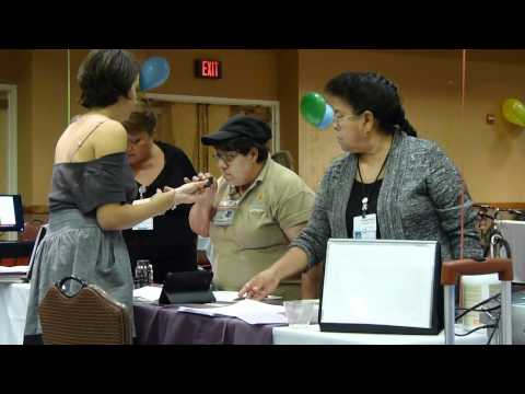 Santa Ana Star Casino Wellness Fair 10/19/2011