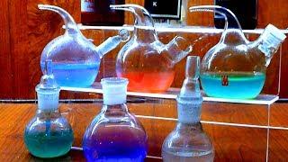 Футаж Медицина. Колбы, Пилюли, Медицинские Бутылки, Аптечные Склянки. Старинная Аптека Ретро Винтаж