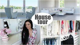 Housetour - Jeg viser dere huset mitt!  //  www.stina.blogg.no