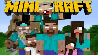 If Herobrine had a Family - Minecraft Part 1(Herobrine has a family in this video! How are the family members? What will they do together? Does Herobrine even have kids and a wife? Find out here!, 2015-05-16T17:30:01.000Z)