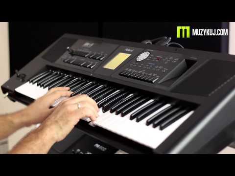 Korg Pa300 VS Roland BK 5
