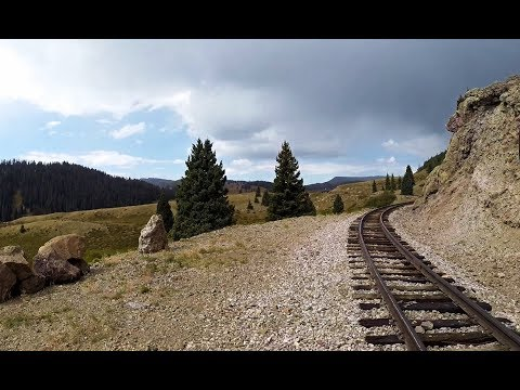 Cumbres and Toltec Scenic Railroad - Guard's Eye View - Part 1 - Chama to Osier