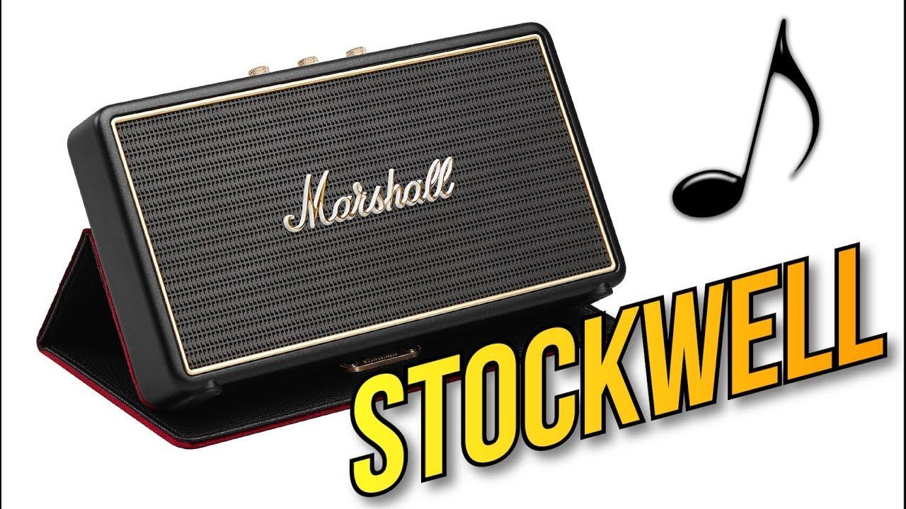Marshall Stockwell Speakers : marshall stockwell portable speaker review before you buy youtube ~ Vivirlamusica.com Haus und Dekorationen
